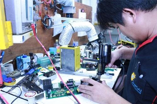 ซ่อมเครื่อง CNC บ้านหมอ สระบุรี
