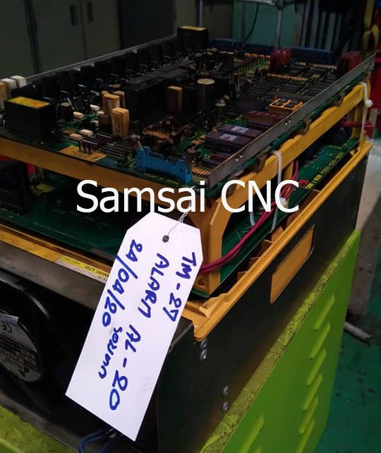 งานซ่อม-CNC-SPINDLE-UNIT-1
