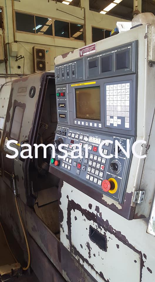 งานซ่อม HYUNDAI MODEL.SKT-21L. FS Oi-TC