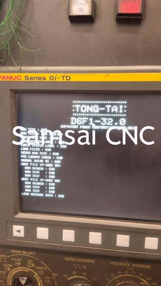 ซ่อม TONGTAI MODEL TOPPER TVW-22 DT FS-Oi-TD