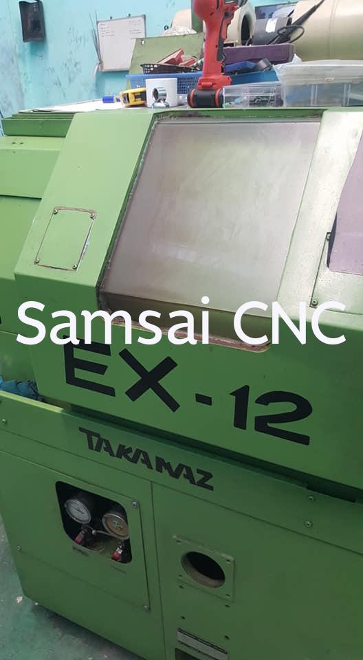 ซ่อม เครื่อง CNC